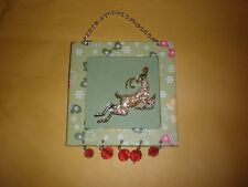 Pictures Back Converts To Frame Christmas Reindeer Holiday Pin Frame See