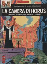 BLAKE E MORTIMER  -  LA CAMERA DI HORUS    gandus 1978