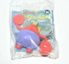 Burger King SpongeBob Krusty Krab Mr. Krabs Toy 2011 New Nickelodeon