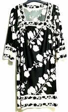 DVF  floral  Dress with 3/4 sleeves