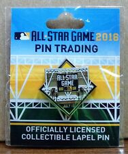 SAN DIEGO PADRES 2016 ALL-STAR GAME JULY 12TH COLLECTOR PIN NEW WINCRAFT