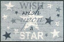waschbare Fußmatte Wish Upon A Star 50 X 75 Cm Wash Dry Fußabstreifer Abtreter