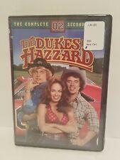 THE DUKES OF HAZZARD TV SERIES COMPLETE SEASON 2 DVD SET NEW SEALED
