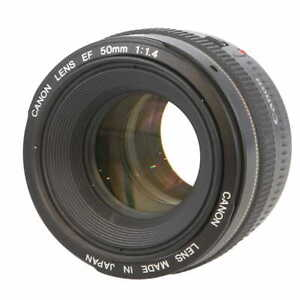 Canon 50mm f/1.4 USM EF-Mount Standard / Normal Lens {58} - UG