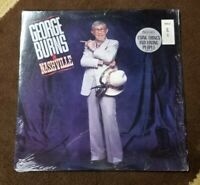"Vintage 1980 ""George Burns in Nashville"" LP - Mercury Records (SRM-1-6001) NM"