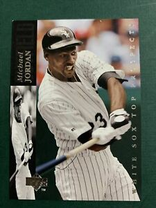 1994 Upper Deck Michael Jordan Baseball MJ23