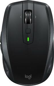 Logitech MX Anywhere 2S 910-005748 (Graphite) Wireless Laser Mouse