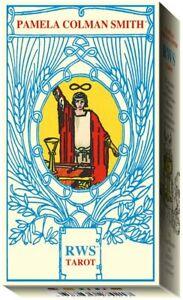 Tarot Rws Rider Waite Of Pamela Colman's Smith 78 Cards Editions LO SCARABEO