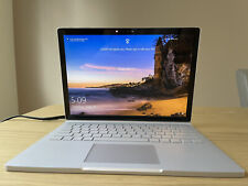 New listing Microsoft Surface Book 2 I7-8650u 1.90ghz 16gb Ram 512gb Ssd Gtx 1050 Graphics