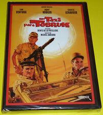 UN TAXI POUR TOBROUK / UN TAXI PARA TOBRUK - Français Español DVD R2 Precintada