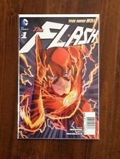 The Flash #1 VF/NM (DC New 52 First Printing).