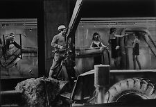 Willy Ronis Limited Edition Photo Print 30x40cm Modes et travaux 1980 Paris B&W