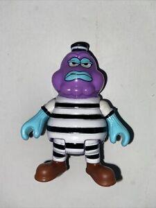 Imaginext Spongebob Purple Fish Prisoner Crook Figure