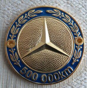 Mercedes-Benz 500,000 KM Badge