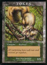 Squirrel Token | EX | Player Rewards Promos | Magic MTG