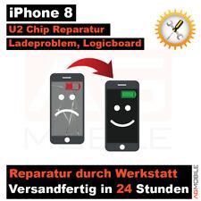 iPhone 8, 8 Plus U2 Chip REPARATUR Ladeproblem, Logicboard Tristar IC