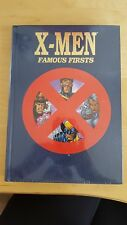 X-Men Famous Firsts Hardcover Book - 1995 - RARE - #1 of 650 - FACTORY SEALED
