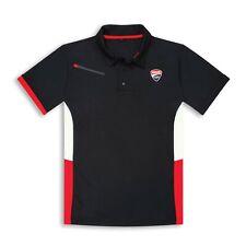 Genuine Ducati Corse Men's Power Polo Shirt, 98769904