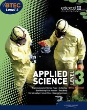 BTEC Level 3 National Applied Science Student Book (Paperback), A...