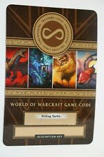 Minion of Grumpus US//NA World of Warcraft WoW Rare Mount Loot Card