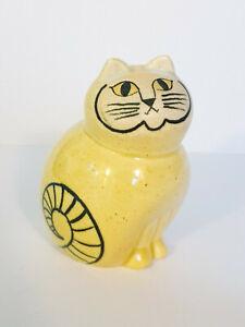 GUSTAVSBERG SWEDEN MINI MIA CAT designed by LISA LARSON 3