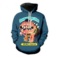 Garbage Pail Kids 3D print Hoodie Men Women Casual Sweatshirt Pullovers Tops
