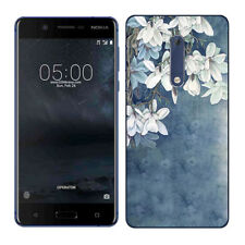 Soft TPU Silicone Case For Nokia 5 Protective Phone Back Covers Skins Floral