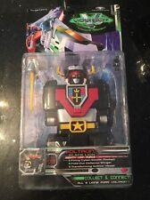 Voltron Third 3rd Dimension Black Lion Captain Keith Pilot Trendmasters 1998