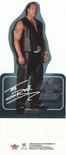 THE ROCK 2002 Raw vs Smackdown WWE BOX TOPPER POP UP CARD * Ultra Rare! *