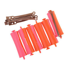 6pcs Perm Rods Rollers for Salon Barber Perming Hair Curling Hairstyle Tool