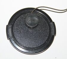Tokina - Genuine 52mm Snap On Lens Cap with Attachment Cable - vgc
