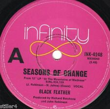 BLACK FEATHER Seasons of change *feat. AC/DC BON SCOTT*FRATERNITY*INFINITY LABEL