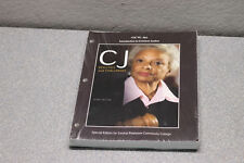 Criminal Justice CJ Realities & Challenges Looseleaf Third Edition 3rd (Special)