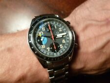 Omega Speedmaster Pro, Mk40, Triple Date, Chrono. Box, manuals, etc. Super !!!