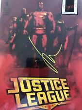 Justice League   01  Comic Hand Signed by jock