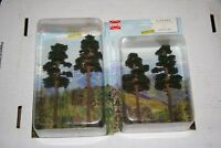 HO SCENERY 2 ASSORTED TREES LOT #2 NEW OLD STOCK