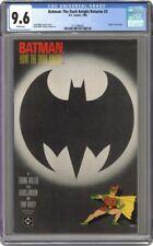 BATMAN: THE DARK KNIGHT RETURNS 3 CGC 9.6 NM WHITE PAGES 1986 DEATH OF THE JOKER