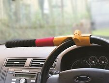 BASEBALL BAT STEERING WHEEL LOCK FOR DAEWOO KALOS MATIZ