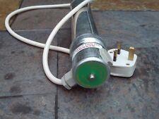 Riscaldatore Tubo Elettrico-protezione congelamento-per motore barche ecc. - tubeheat Ltd
