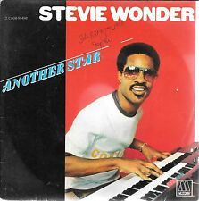 "45 TOURS / 7"" SINGLE--STEVIE WONDER--ANOTHER STAR--1977"
