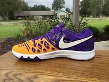 NEW NIKE Train Speed WOMEN'S RUNNING SHOES SIZE 8 Louisiana State LSU Tigers .97