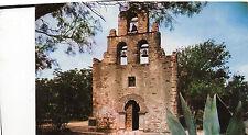 postcard USA  Mission San Francisco de la Espada  San Antonio  Texas   unposted