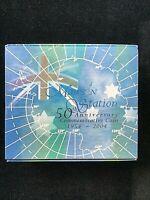 2004 Australian Antarctic Territory $1 Mawson Station 1oz Silver Proof Coin