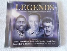 LEGENDS 16 SONGS Rock 'N' Roll Volume 6 Fred Astaire Little Richard Buddy Holly