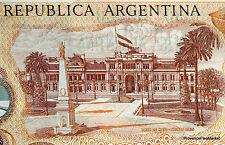 ARGENTINE billet neuf 1000 PESOS Pick304b SAN MARTIN 1976 La PLACE de MAI