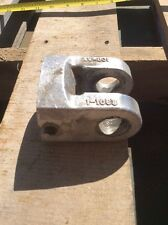 "Greenlee 882 Pipe Bender Shoe Yoke 5011068, 1-1068, AV-801. 1"" Hole  ES02-27-30"