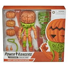 Power Rangers Lightning Collection Mighty Morphin Pumpkin Rapper *QUIKSHIPPING*