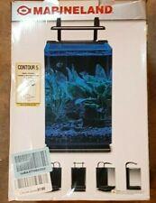 New listing MarineLand Contour Glass Aquarium 5 Gallon