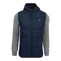 Reebok Men's Sweater Fleece Mix Jacket