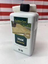 Golden Care Teak Protector Honey Brown
